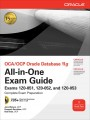 OCA/OCP Oracle Database 11g All-in-One Exam Guide with CD-ROM